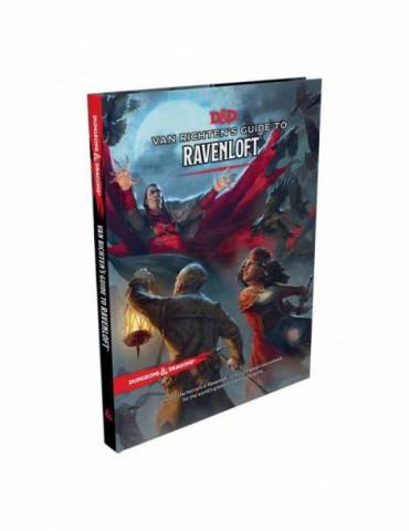 Dungeons & Dragons RPG Adventure: Van Richten's Guide to Ravenloft (Inglés)