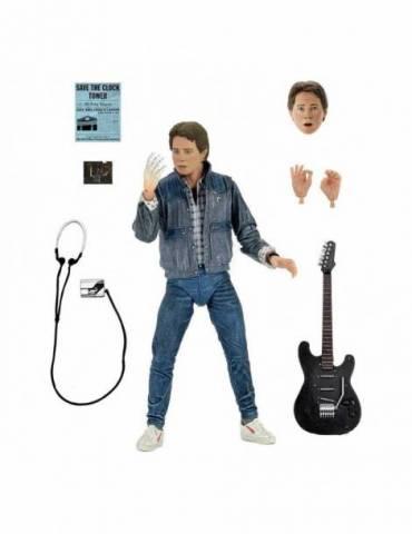 Figura Regreso al Futuro: Ultimate Marty McFly (Audition) 18 cm