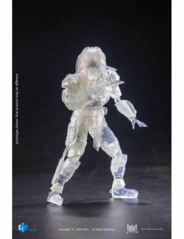 Figura Alien vs. Predator Exquisite Mini 1/18: Invisible Celtic Predator 12 cm
