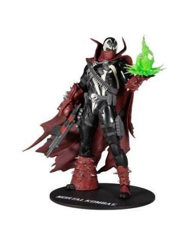 Figura Mortal Kombat: Commando Spawn - Dark Ages Skin 30 cm