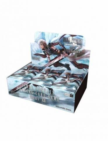 Final Fantasy TCG: Sobres Opus 13