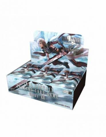 Final Fantasy TCG: Display 36 sobres Opus 13