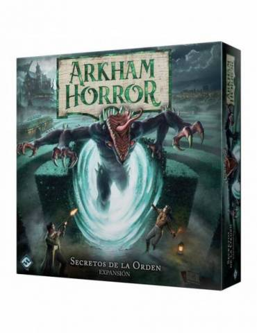 Arkham Horror: Secretos de la Orden