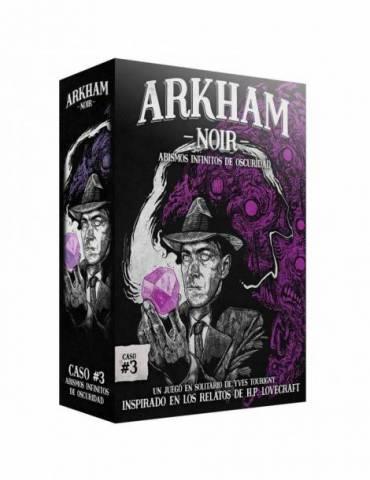 Arkham Noir: Caso 3 - Abismos Infinitos de Oscuridad