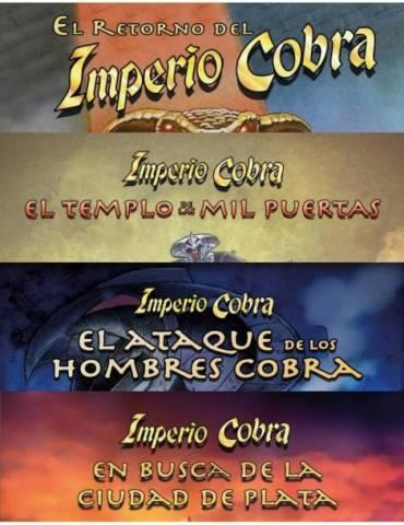 Pack Imperio Cobra