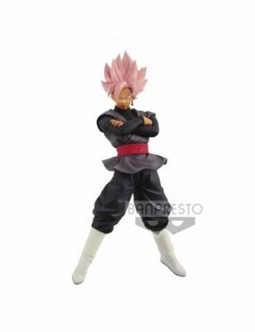 Figura Dragon Ball Super Chosenshiretsuden II: Super Saiyan Rose Goku Black 16 cm