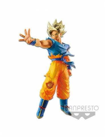 Figura Dragon Ball Z Blood of Saiyans: Super Saiyan Son Goku Ver. Especial 20 cm
