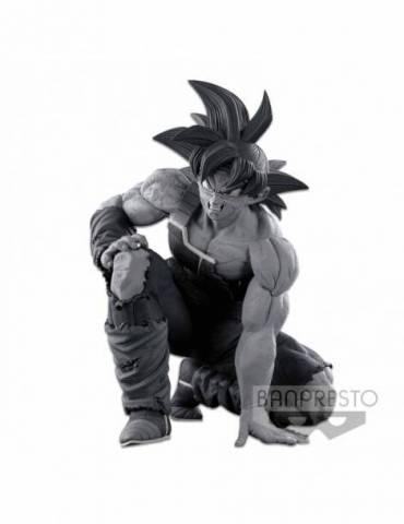 Figura Dragon Ball Super World Colosseum 3 Super Master Star: Bardock (Tones) 17 cm