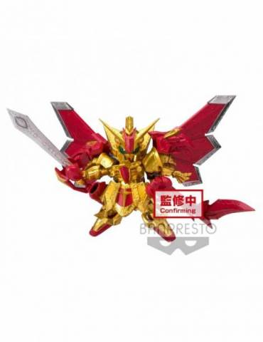 Figura SD Gundam: Superior Dragon (Knight of Light) 9 cm