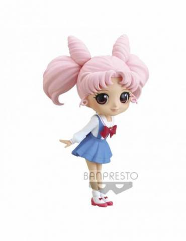 Figura Pretty Guardian Sailor Moon Eternal Q Posket: Chibiusa Ver. B 14 cm