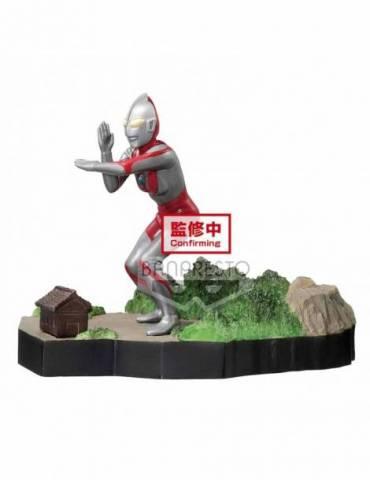 Figura Ultraman Tiga Special Effects Stagement 49: Ultraman 6 cm