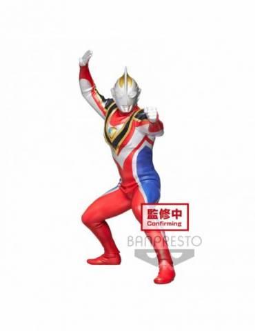Figura Ultraman Gaia Hero's Brave Statue: Ultraman Gaia (Supreme Ver.) 15 cm