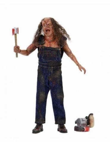 Figura Clothed Action Figure Hatchet: Victor Crowley 20 cm