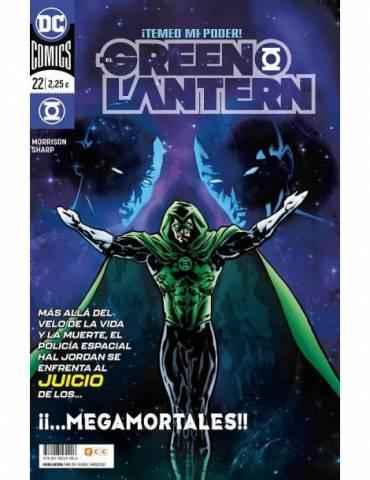 El Green Lantern núm. 104/ 22