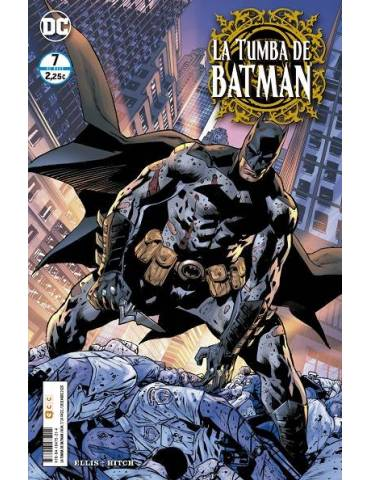 La tumba de Batman núm. 07 de 12