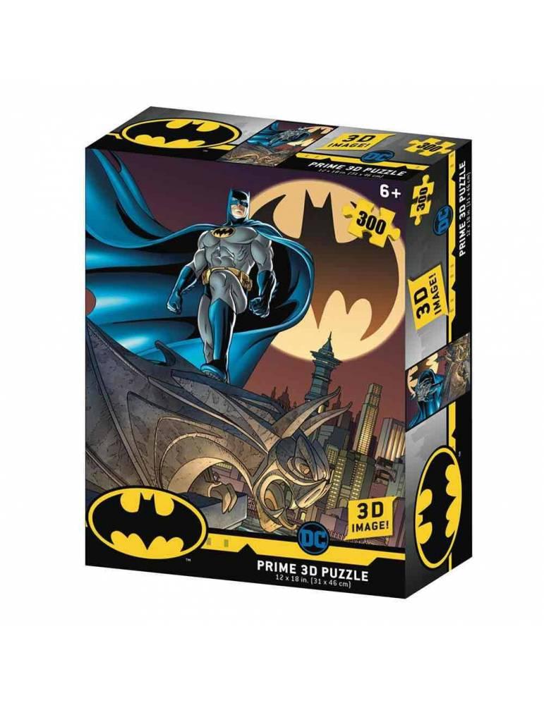 Puzle Lenticular 300 Piezas DC Comics: Batseñal