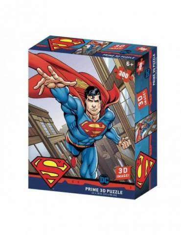 Puzle Lenticular 300 Piezas DC Comics: Superman