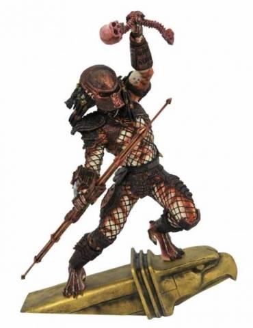 Figura Diorama Predator Gallery Predator 2: City Hunter 28 cm