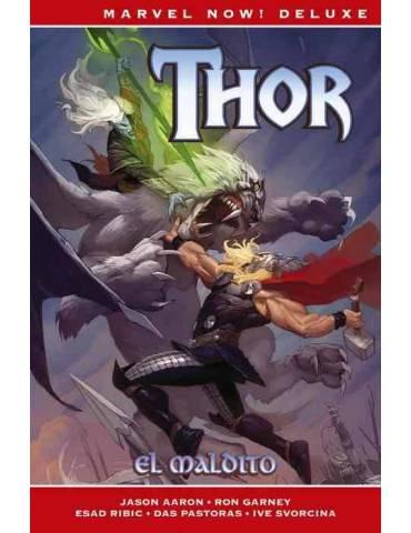 Thor de Jason Aaron 2. El Maldito (Marvel Now! Deluxe)