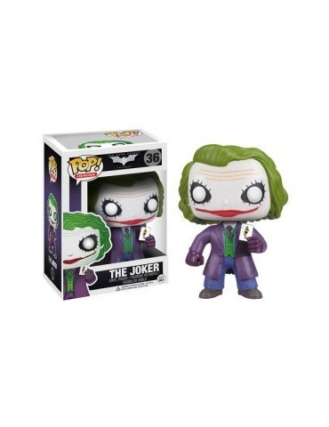 Figura POP DC Comics: Joker...