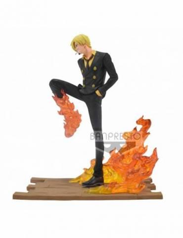 Figura One Piece Log File Selection Fight Vol. 2: Sanji 15 cm