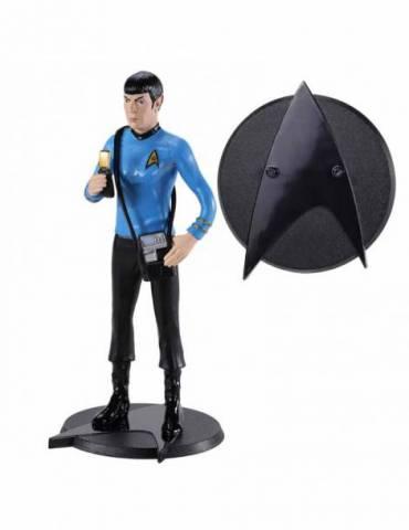 Figura Bendyfig Star Trek: Spock Flexible 18 cm