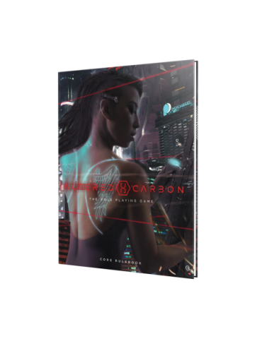 Altered Carbon Role Playing Game - Standard Edition