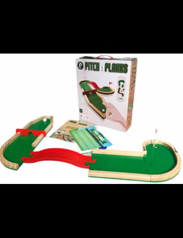 Pitch & Plakks (Juego De Golf)