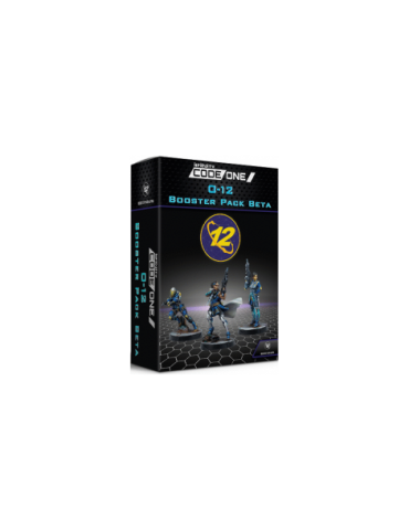 Infinity: Code One - O-12 Booster Pack Beta
