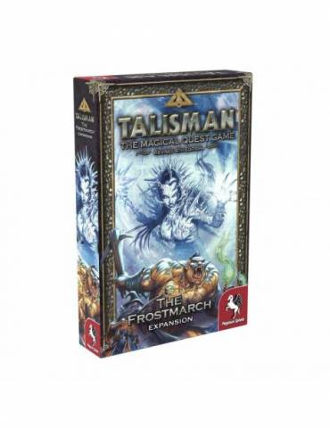 Talisman (Revised 4th Edition): The Frostmarch Expansion