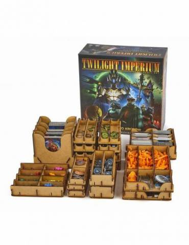 Inserto e-Raptor Twilight Imperium: Prophecy of Kings