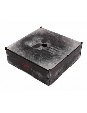 Caja para Cartas e-Raptor: Case old Skull
