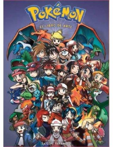 Pokémon. El Libro de Arte