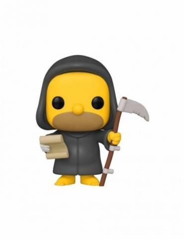 Figura POP Televisión The Simpson: Grim Reaper Homer 9 cm