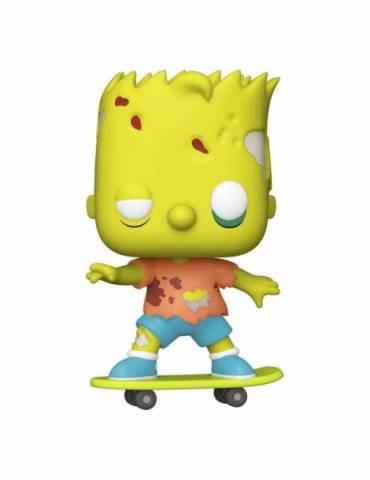 Figura POP Televisión The Simpson: Zombie Bart 9 cm