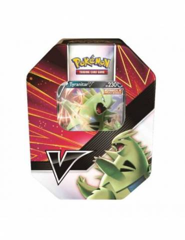 Pokémon JCC: Lata Tyranitar V Strikers