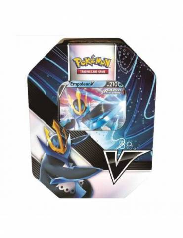 Pokémon JCC: Lata Empoleon V Strikers