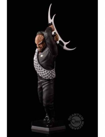 Figura Star Trek The Next Generation Mini Master: Worf 15 cm