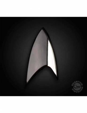 Réplica Star Trek Discovery: Insignia Negra 6