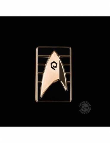 Réplica Star Trek Discovery: Insignia Cadet 6