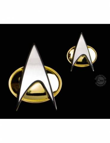 Set Pin + Broche Star Trek The Next Generation: Insignias