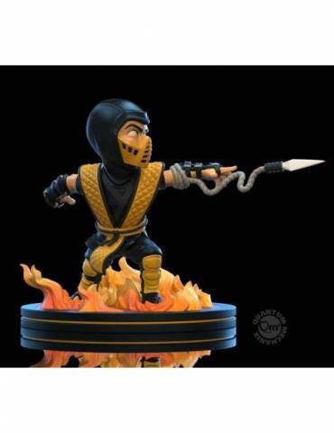 Figura Q-Fig Mortal Kombat: Scorpion 10 cm