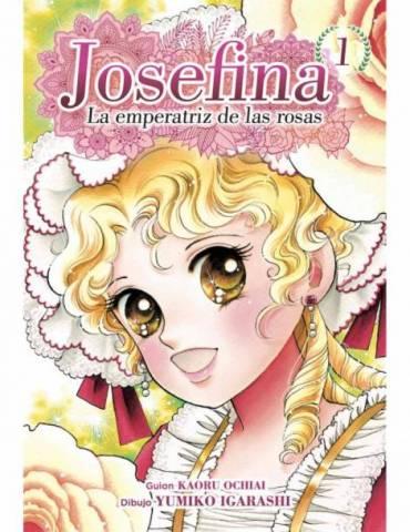 Josefina: La Emperatriz de las Rosas 01