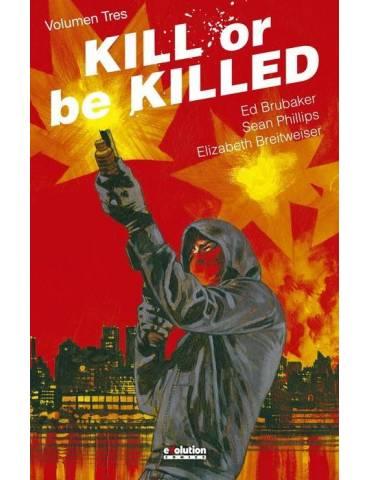 Kill or be Killed 03 (Cómic)