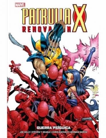 Patrulla-X: Renovación 03. Guerra Psiquica