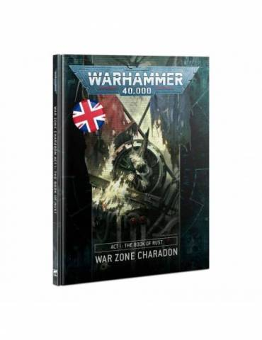 War Zone Charadon - Act I: The Book of Rust (Inglés)