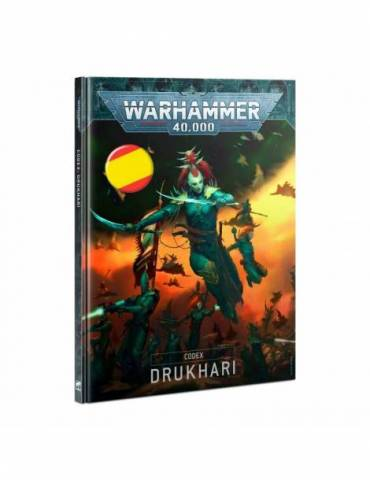 Codex: Drukhari (Castellano)