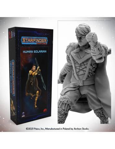 Starfinder: Human Solarian