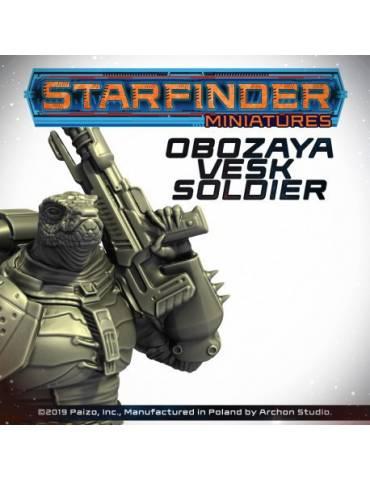 Starfinder: Obozaya, Vesk...