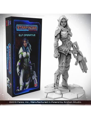 Starfinder: Elf Operative